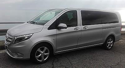 Noleggio minivan La Spezia